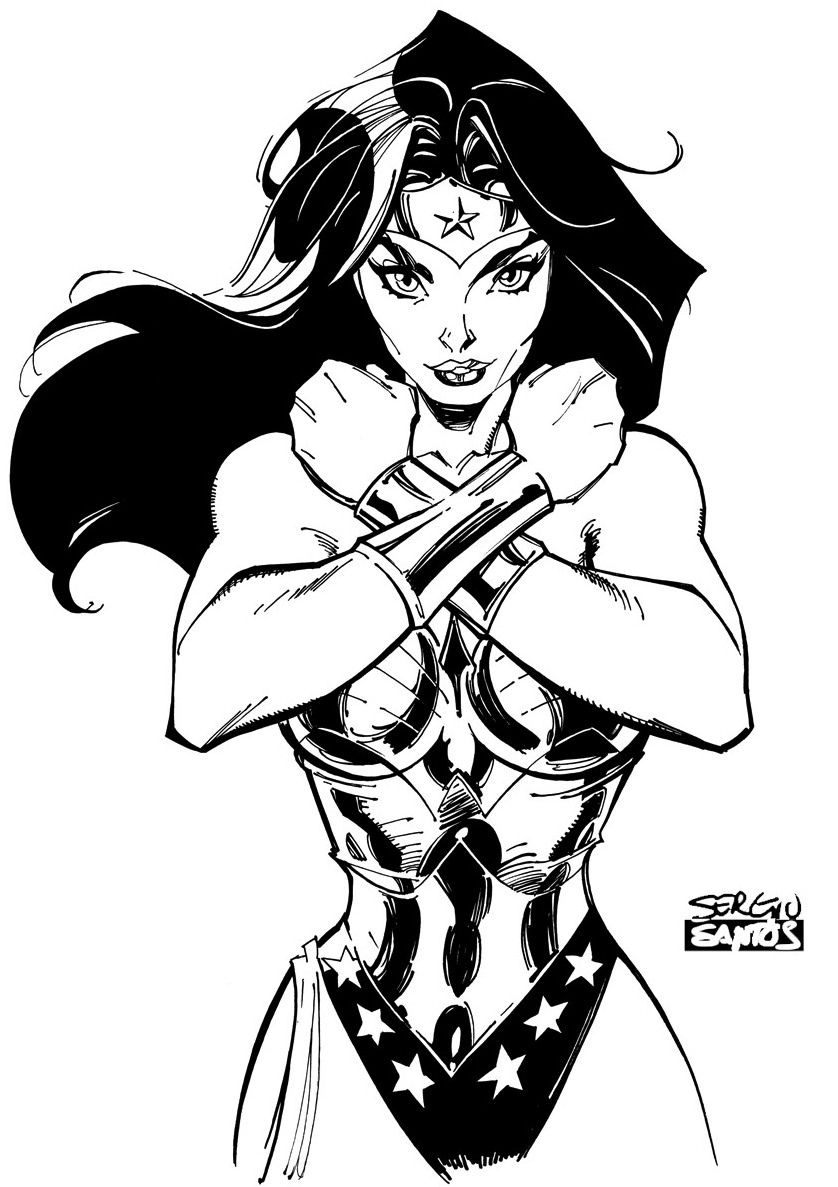 Gal-Gadot-Wonder-Woman-Drawing