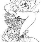 Realistic-Mermaid-Coloring-Clipart-by-seiyachan
