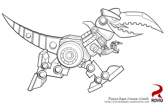 Angry Bird Transformers Bumblebee Coloring Pages To Print