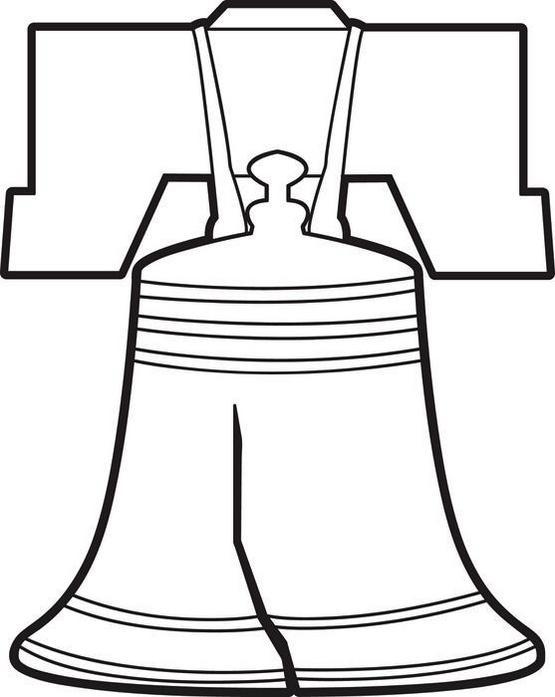 Liberty Bell Drawing