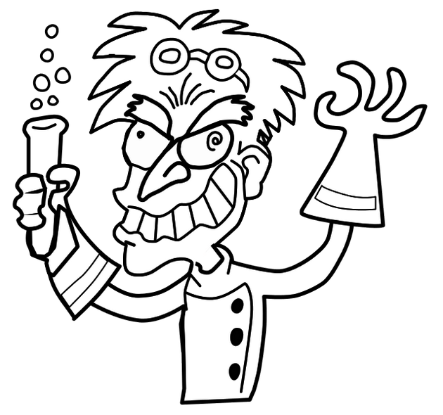 Science Clipart To Print