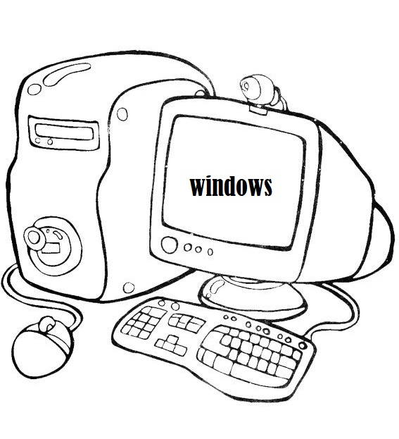 Computer Coloring Page Online Invented to Fulfill the
