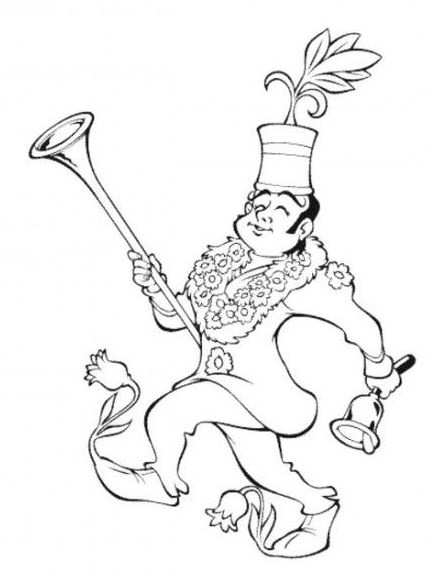 the best wizard of oz coloring pages for small children