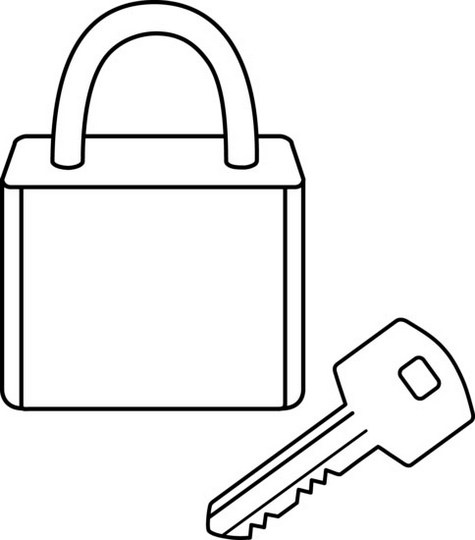 how to make one key for all locks