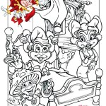 Best Efteling coloring page for kids