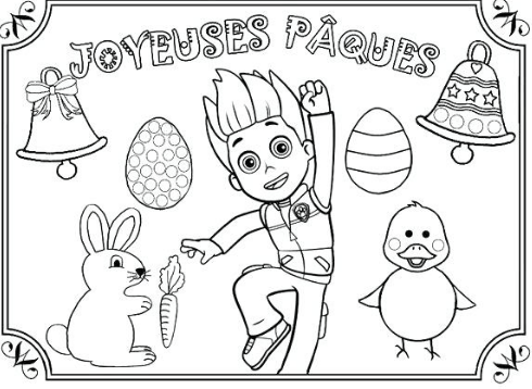 Paw Patrol Coloring Pages Coloringpagesonly Com