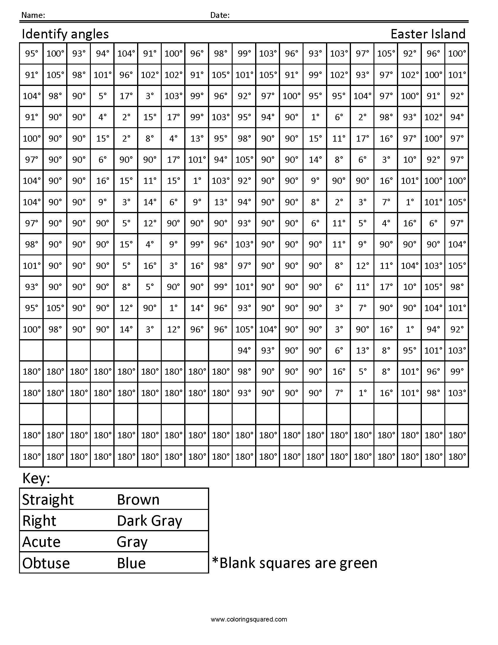 Hidden Picture Worksheet 4th Grade