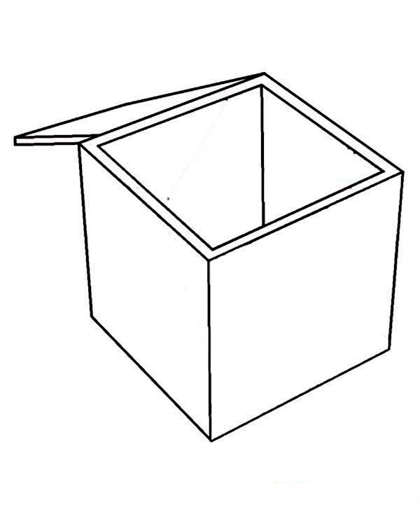 boxcar coloring page coloring pages