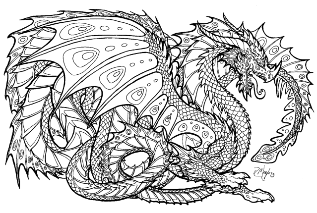 Dragon city coloring pages printable