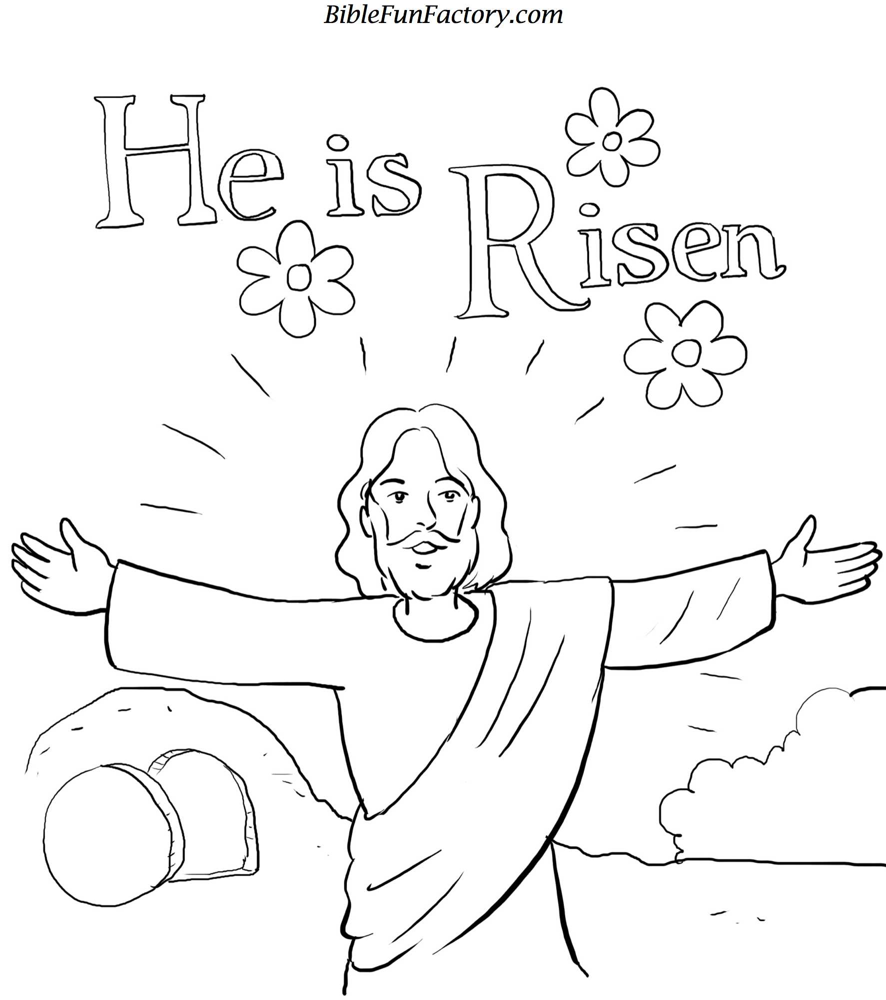 religious easter coloring pages aductk