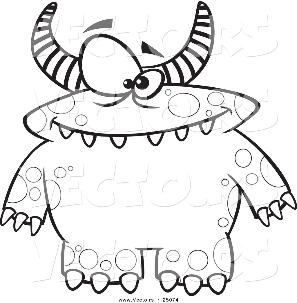 Moshi Monsters Burnie coloring page | Free Printable Coloring Pages | 1044x1024