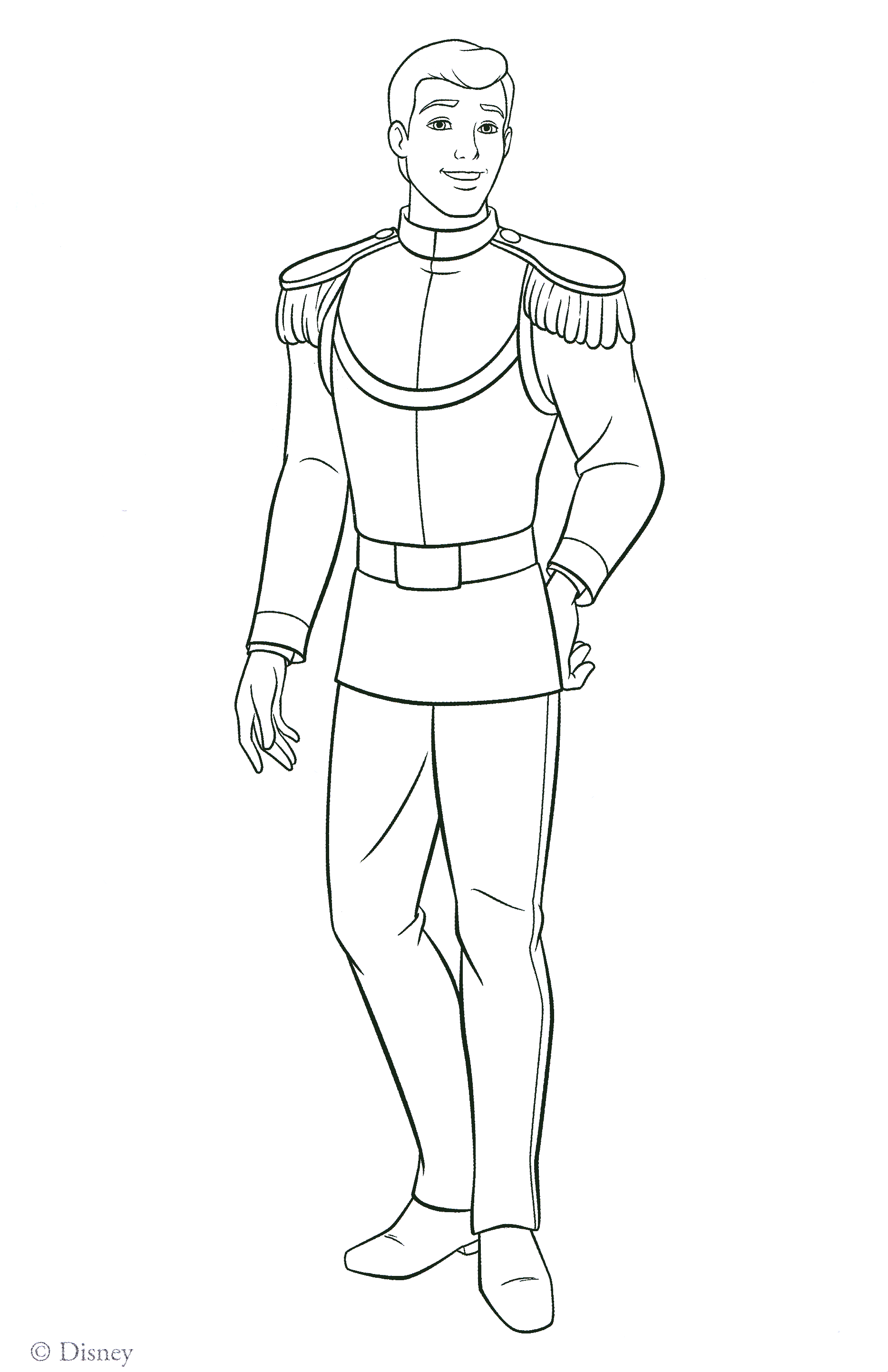 Prince Coloring Pages To Download And Print For Free