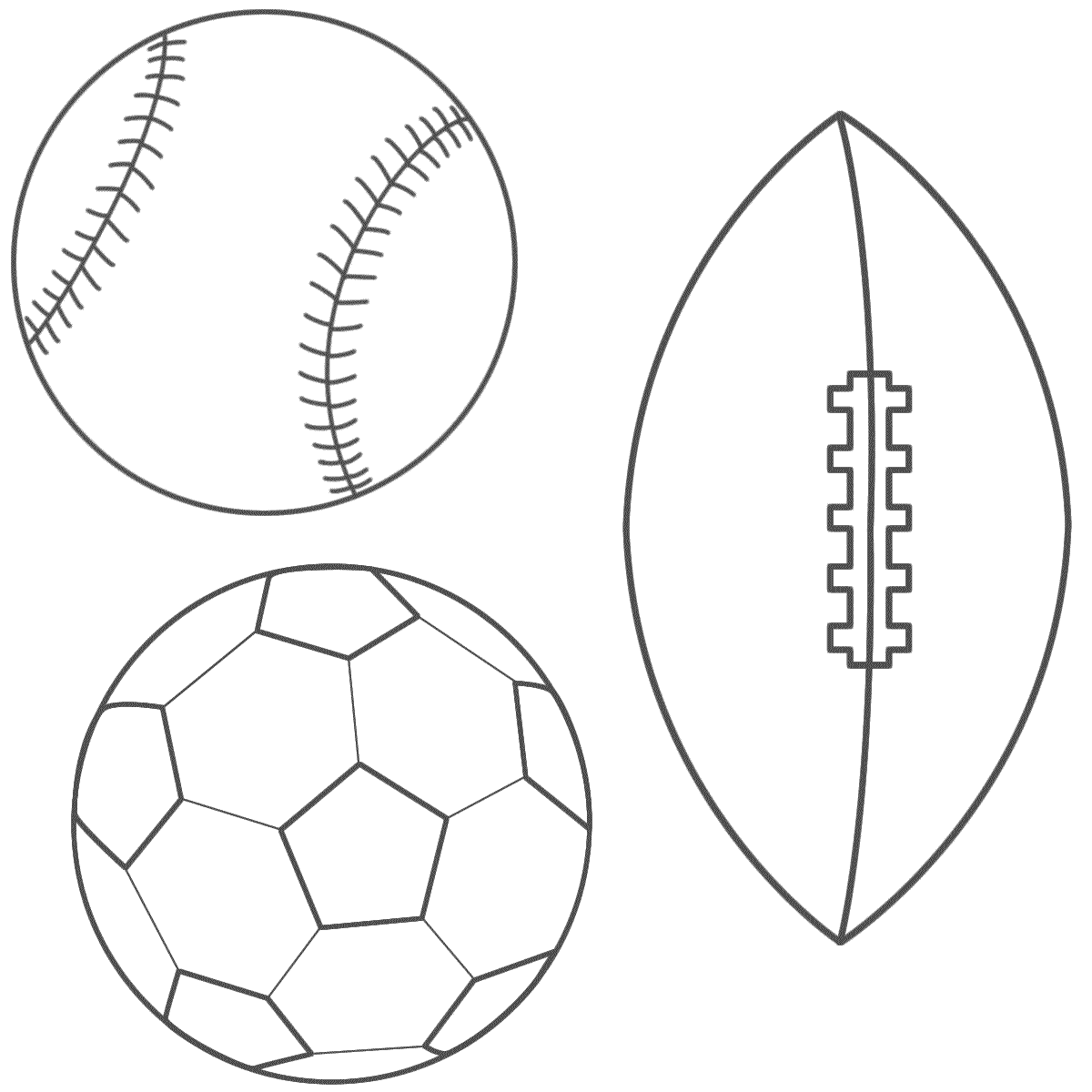 Soccer Ball Coloring Pages Download And Print For Free