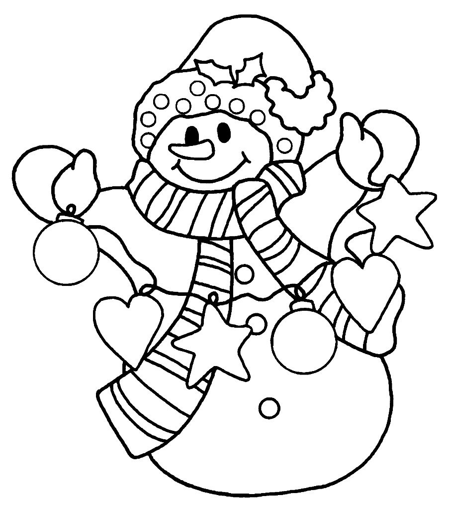 kindergarten coloring pages winter sledding coloring pages