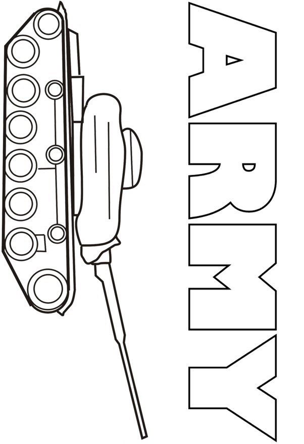 army tanks coloring pages download and print for free