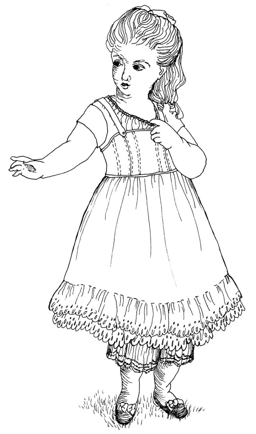 100 american doll coloring pages american saige coloring page