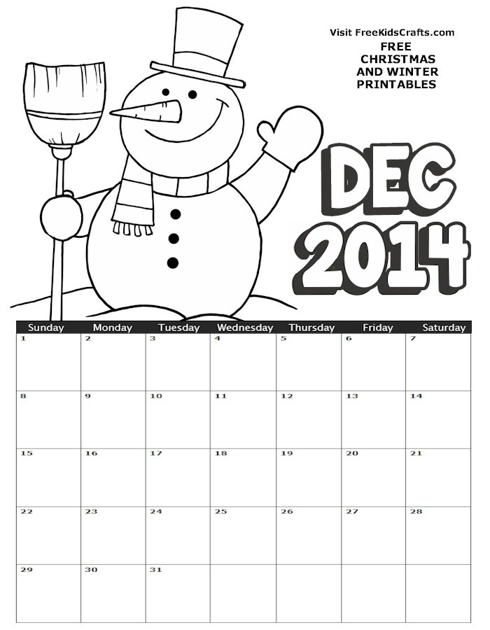 december calendar coloring page coloring pages now