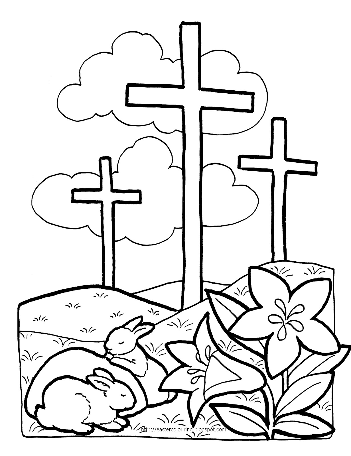 religious easter coloring pages aaldtk