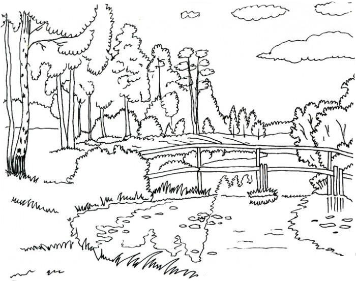 river coloring pages to download and print for free