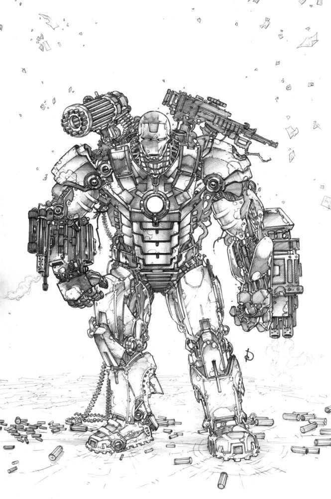 Lego Hulkbuster Printable Coloring Pages Page S