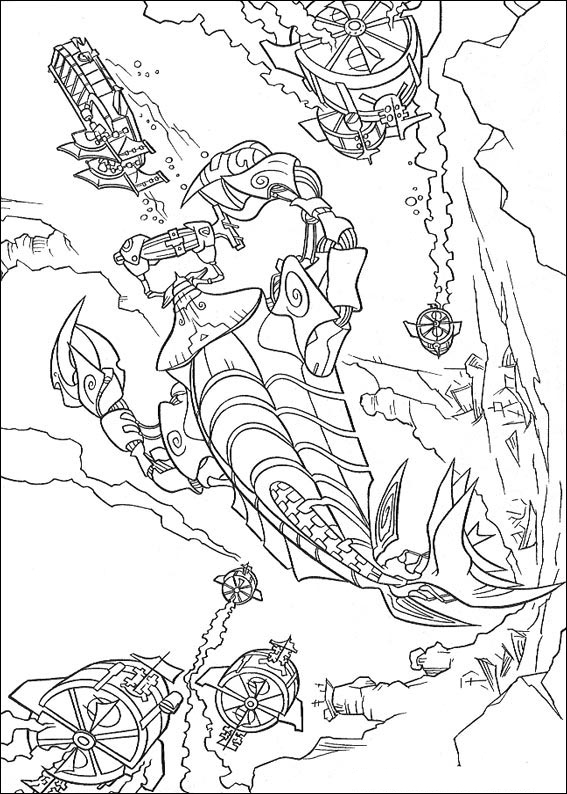 Atlantis coloring pages download and print free, minion coloring pages