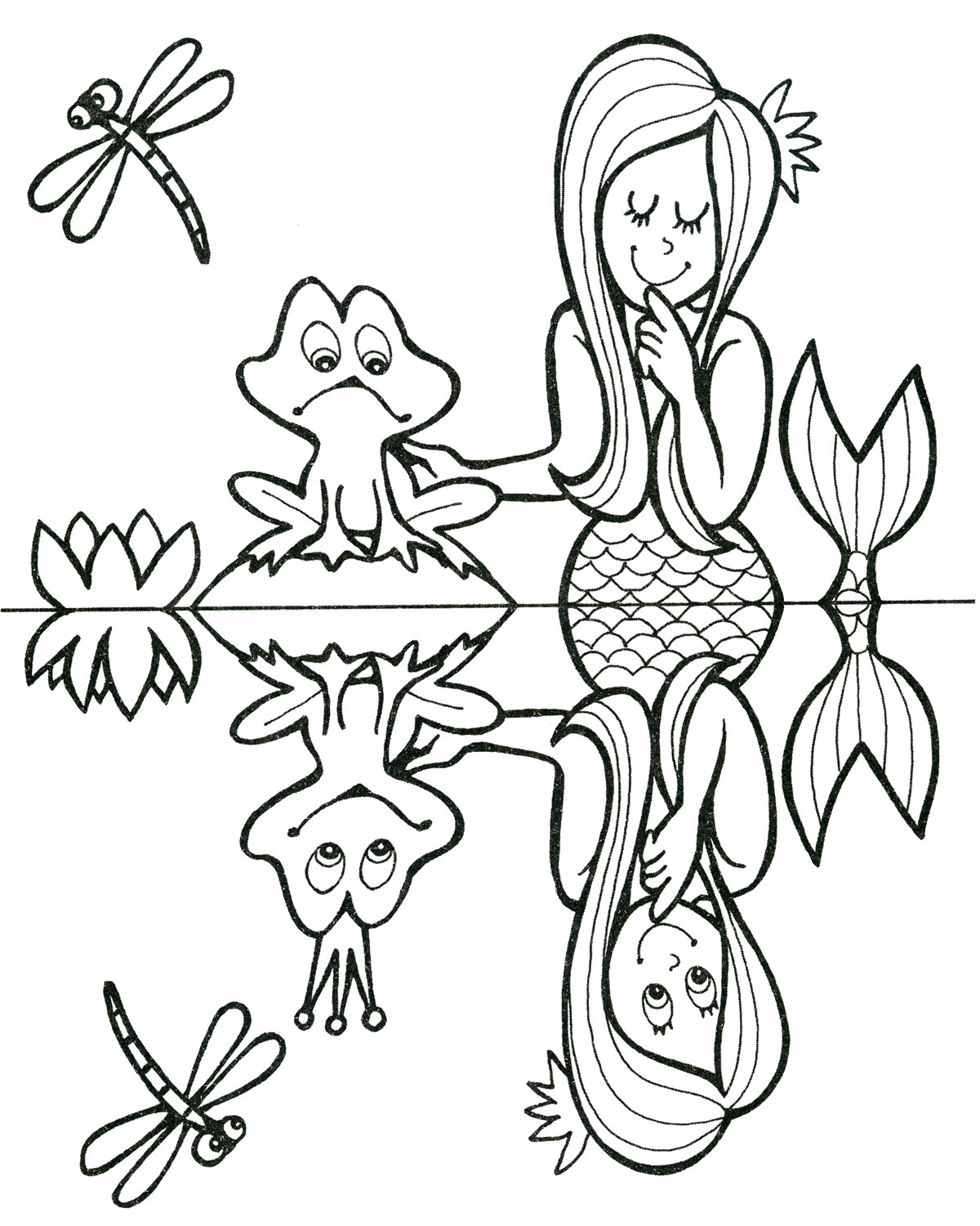 Coloring Pages For 5 7 Year Old Girls To Print For Free