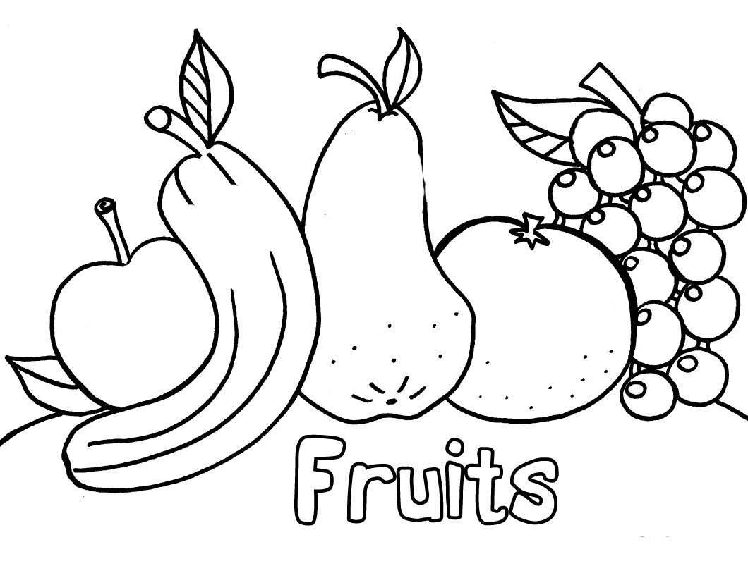 nutrition coloring pages vegetable coloring pages