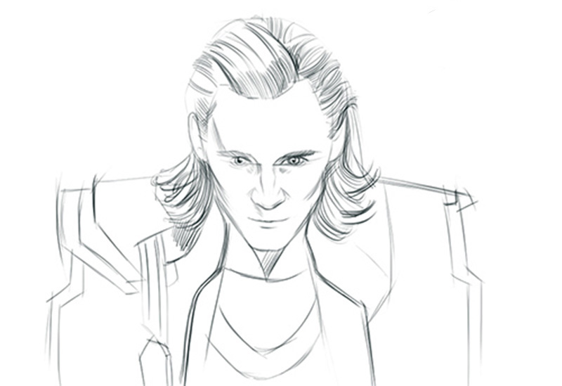 Loki Coloring Pages To Download And Print For Free