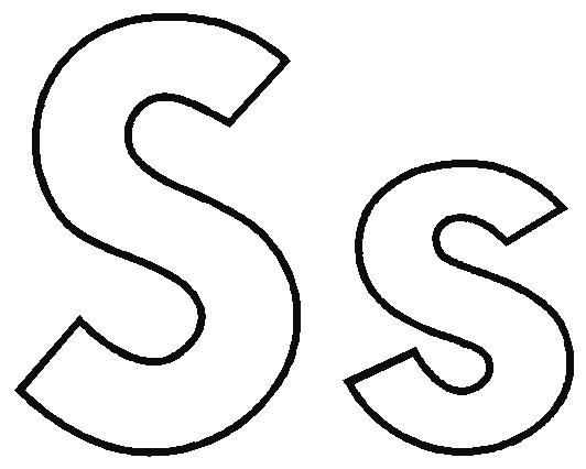 Letter S - Boxfirepress