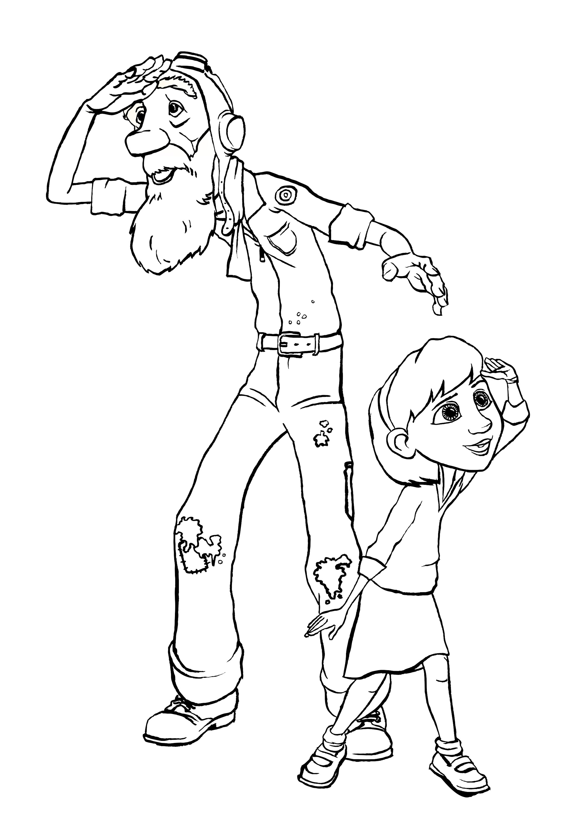 Le petit prince coloring pages download and print free, cute coloring pages