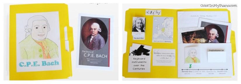Bach CPE both