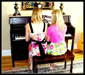 Barefoot Easter Serenade