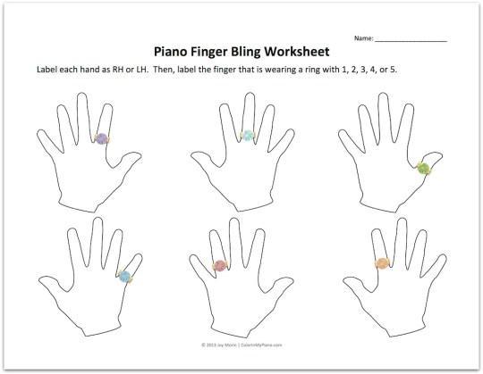 Piano Finger Bling worksheet.png