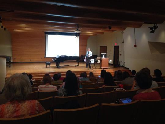 20150626 OU Piano Pedagogy Seminar - Andrew Hisey