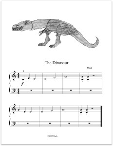 Mack T - The Dinosaur