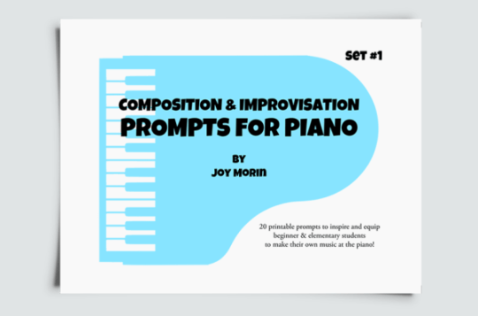 Prompts for Piano - ebook cover 950x629