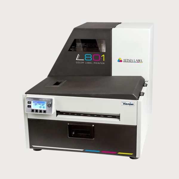 Memjet Label Printer