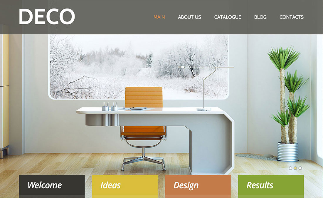 40 interior wordpress themes that will boost your creativity