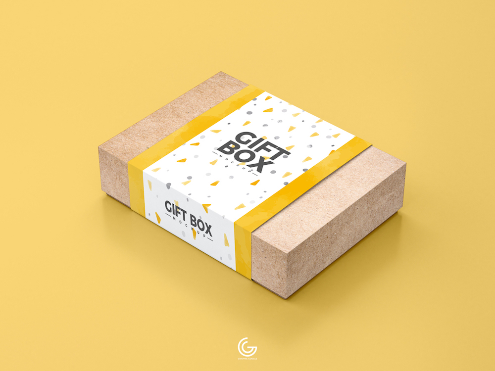 Download 36 Free Box Mockups For Striking Packaging 2020 - Colorlib