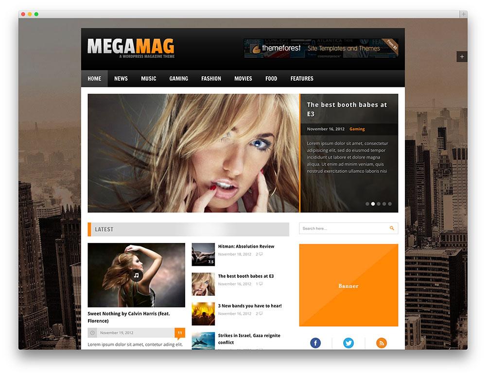 megamag - classic game magazine