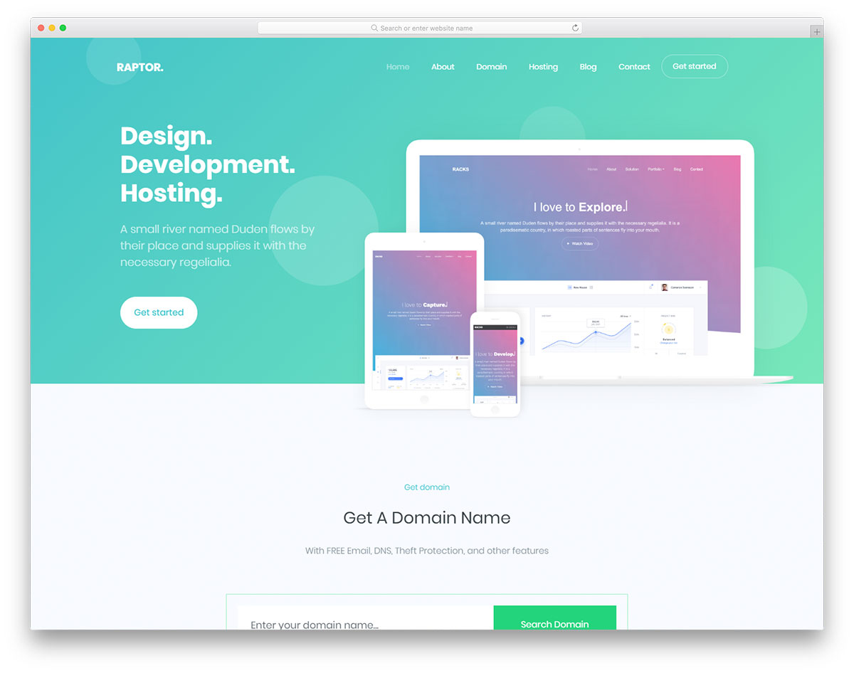 108 Free Html Website Templates