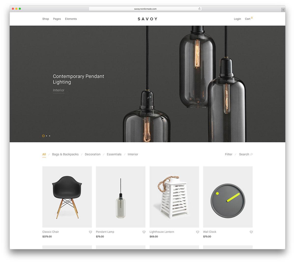 52 Awesome Ecommerce Wordpress Themes 2020 Colorlib