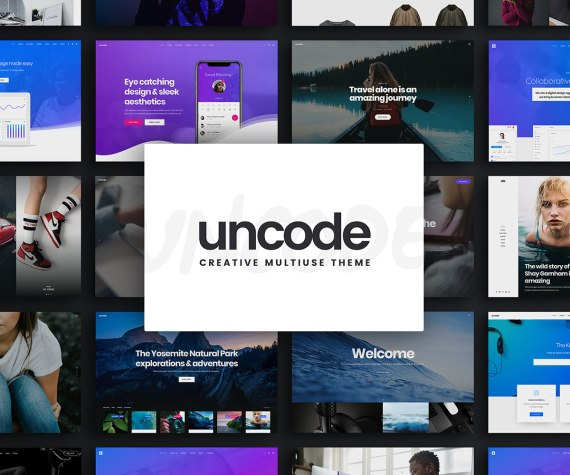 Uncode  WordPress eCommerce Themes