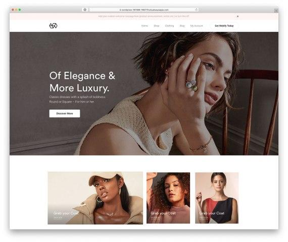 Webify  WordPress eCommerce Themes
