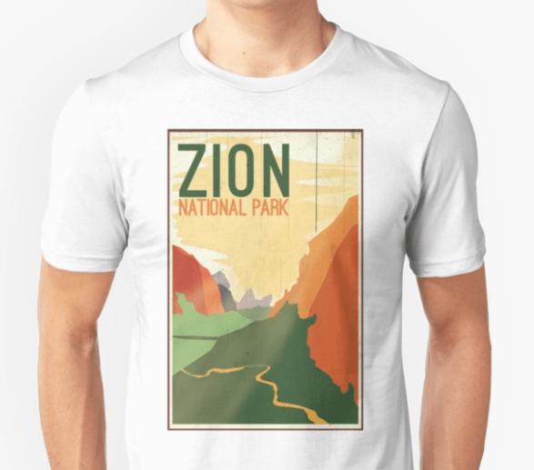 zion national park by maoviatt