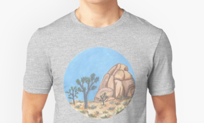 joshua tree national park by shoshannah scribbles