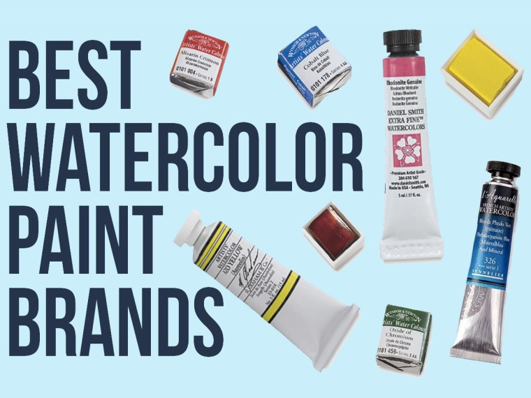 Best Watercolor Paint Brands