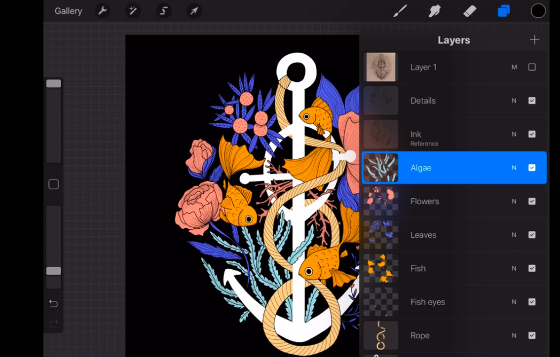 How to Use Procreate iPad Pro: Tips & Tricks for Using Procreate for iPad: Procreate Tutorials
