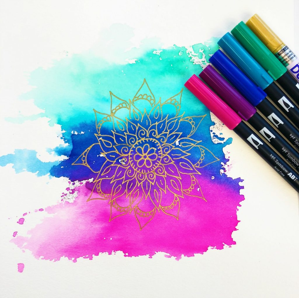 Color Made Happy Colorful Crafts And Art Projects
