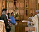 Baptismal vow